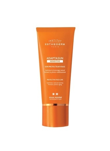 Esthederm Adaptasun Sensitive Skin Face Cream 50ml-Esthederm